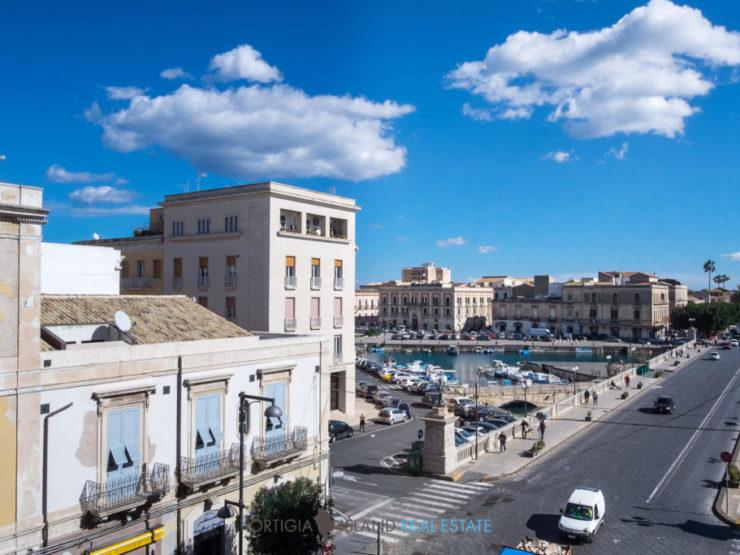 Corso Umberto house Syracuse