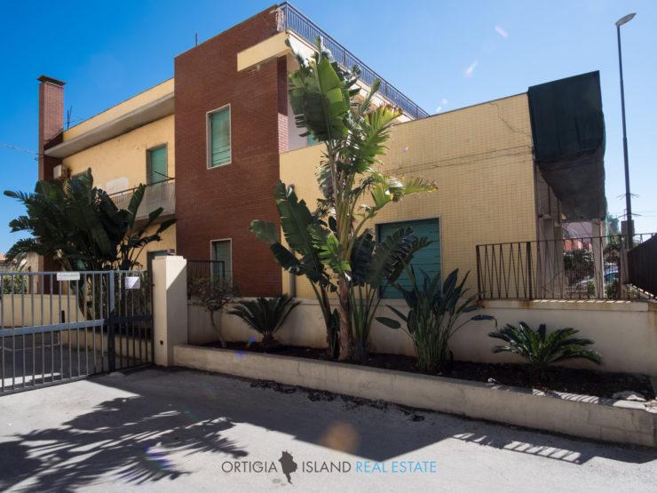 Siracusa Villa Anni 60 in vendita