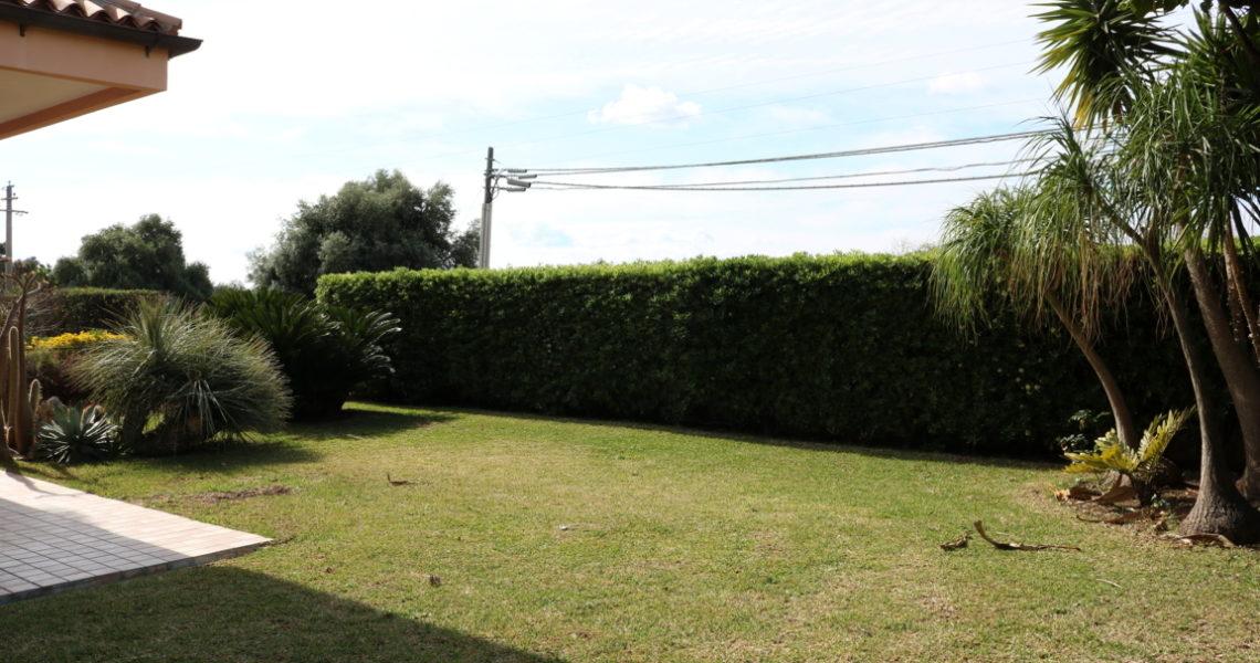Villa Tremilia in vendita Costruzione 2007