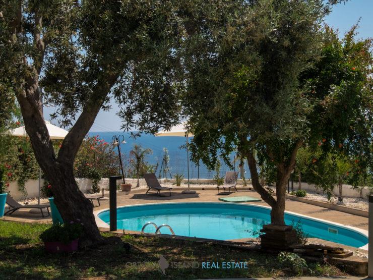 Plemmirio Salgemma Villa con piscina e vista