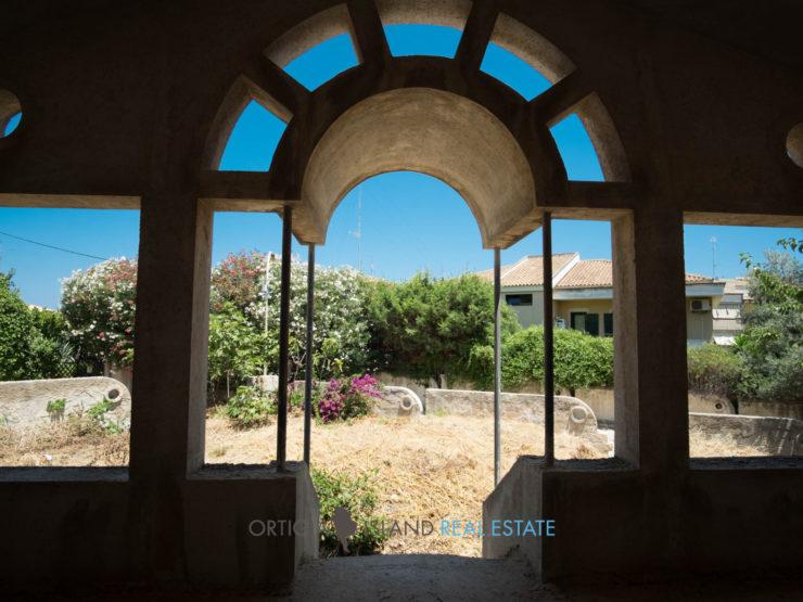 Villa in Città da completare – Grottasanta Siracusa