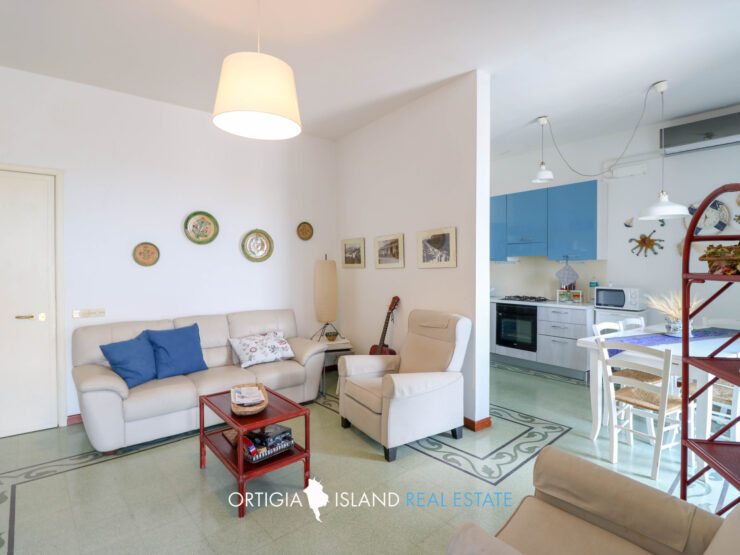 Ortigia Apartment with sea view