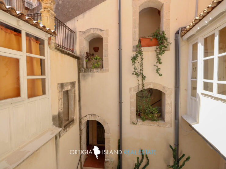 Ortigia Dimora settecentesca con terrazze