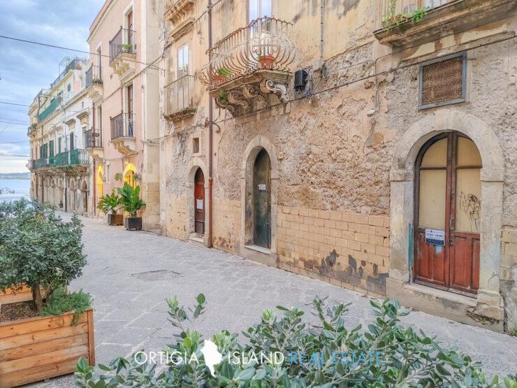 Ortigia Via Roma Locali commerciali in vendita