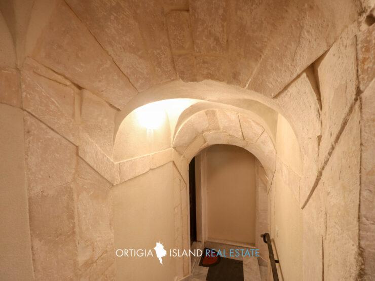 Ortigia Piazza Archimede apartment for sale