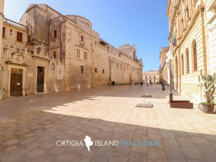 Ortigia vicinanze Duomo appartamento divisibile