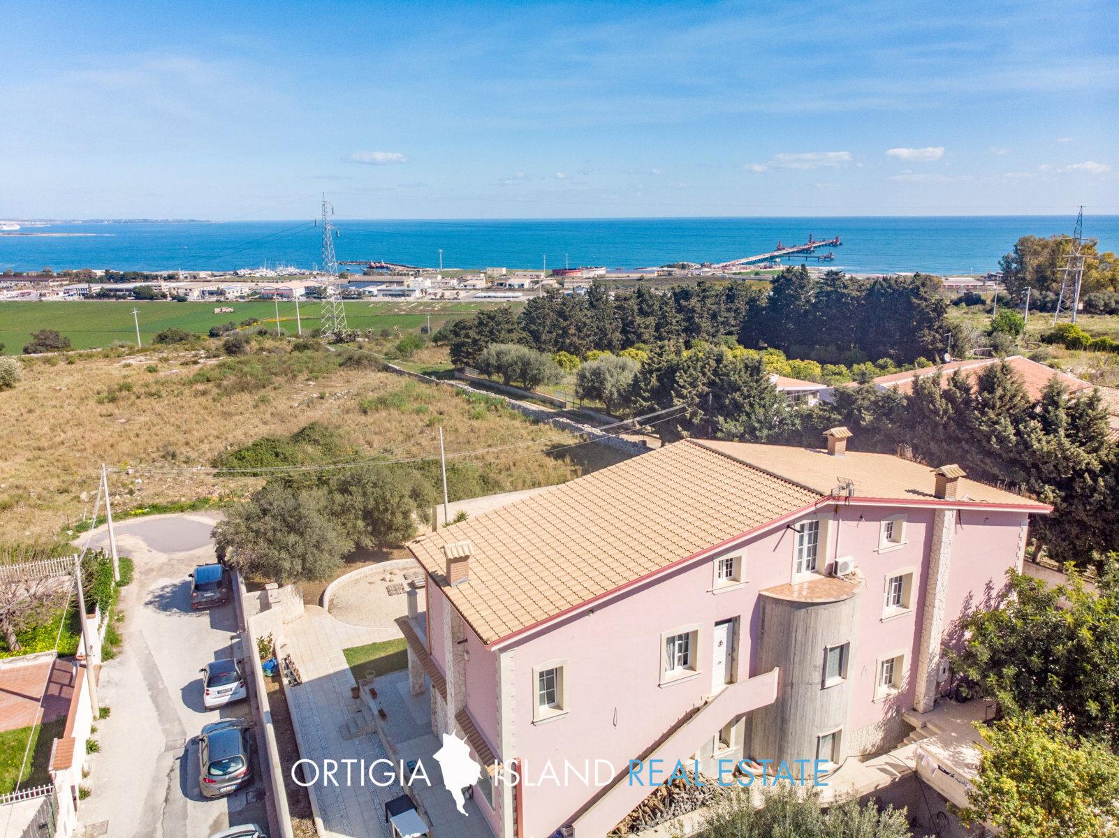 Siracusa elegante Villa in città con vista | Ortigia ...