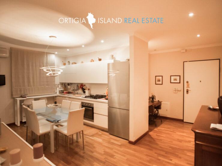 Siracusa Appartamento in vendita in Via Mattia Preti